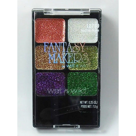 Wet N Wild Fantasy Makers Glitter Palette ~ Egyptian Queen ~ Fall, 2015