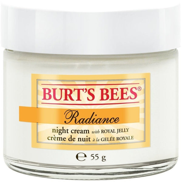 Burt's Bees Radiance Night Cream, 2 Ounces