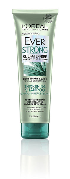 L'Oreal Paris EverStrong Thickening Shampoo Rosemary, 8.5 Fluid Ounce