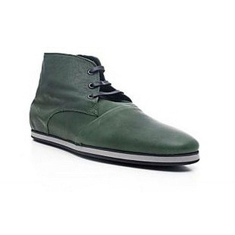 Fessura Ambrosia Flat Sneakers Womens Shoes Green