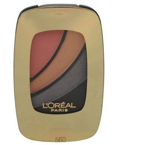 3 Pack- L'Oreal Colour Riche Brazen Bolds Eye Shadow #560 Shopping Spree