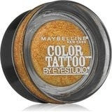 (Pack of 4) Maybelline New York Eye Studio Color Tattoo Metal 24 Hour Cream G...