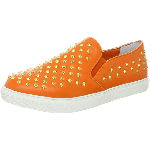 Penny Sue Sting Loafers Womens Shoes Orange