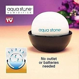 As Seen On Tv Aqua Stone Humidifier - 2 Pack by Telebrands