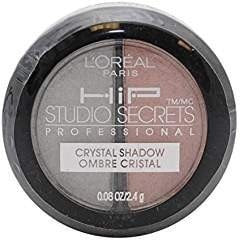 3 Pack- L'Oreal Hip Studio Secrets Crystal Shadow Duo #919 Romantic