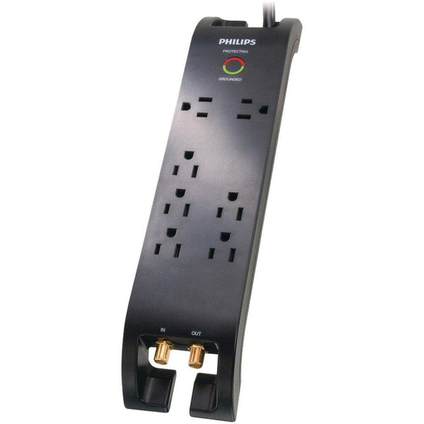 Philips SPP5074E/17 Home Theater Surge Protector