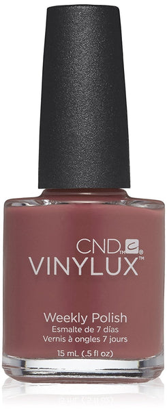 CND Vinylux Weekly Nail Polish, Married To Mauve, 0.5 fl. oz.