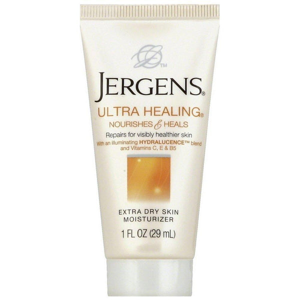 Jergens Ultra Healing Lotion, Trial Travel, 1 Fluid Ounce