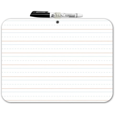 Board Dudes Double Sided Dry Erase Lapboard, 9 X 12 Inches (11060-6) (3 Pack)