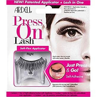 Ardell Self-Adhesive Press On Lash - 105 Black