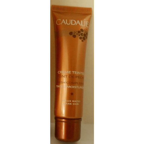 CAUDALIE Fresh Complexion Tinted Moisturizer Anti-oxidant for Dark Skin 30ml/1 oz (Unboxed)