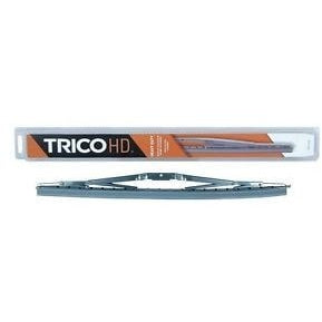 "Trico 63-160 16"" Wiper Blade - Heavy Duty Five Bar w/ Saddle Attachment (Silver)"