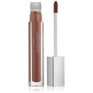 (2 Pack)-Maybelline ColorSensational High Shine Lip Gloss-Iced Chocolate #60, 0.17 Fluid Ounce each