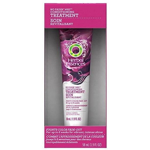 Herbal Essences No Fadin' Way Conditioning Treatment, 1.9 fl oz (Pack of 2)