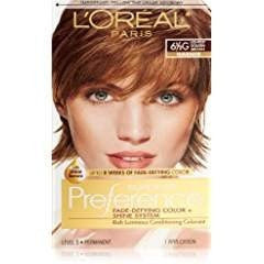 L'Oreal Paris Superior Preference Fade-Defying Color + Shine System, 6.5G Lightest Golden Brown(Packaging May Vary)