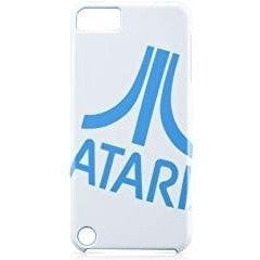Atari iTouch Case Logo for iPod Touch 5 - Blue/White
