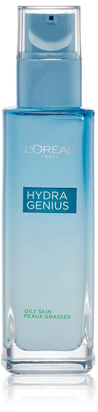 L'Oreal Paris Hydra Genius Daily Liquid Care, Normal/Oily Skin, 3.04 fl. oz.