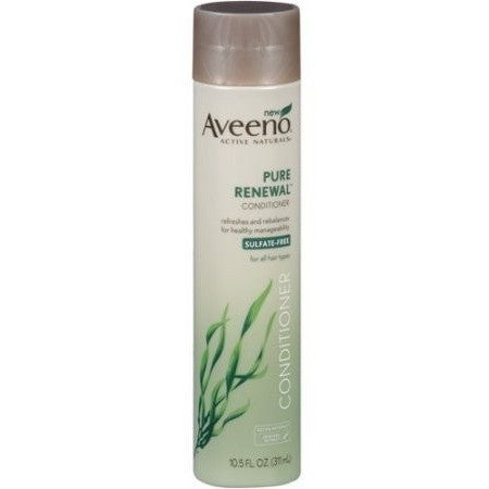 Aveeno Pure Renewal Conditioner 310 ml (Sulfate-Free)