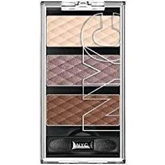 N.Y.C. New York Color Hd Color Trio Eye Shadow, Late Night Latte, 0.16 Fluid ...