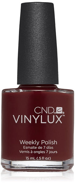 CND Vinylux Weekly Nail Polish, Bloodline, .5 oz