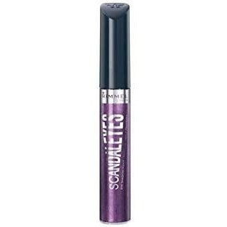 (3 Pack) RIMMEL LONDON Scandaleyes Shadow Paint - Manganese Purple