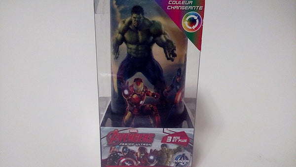 Marvel Avengers Age of Ultron Flameless LED Candle