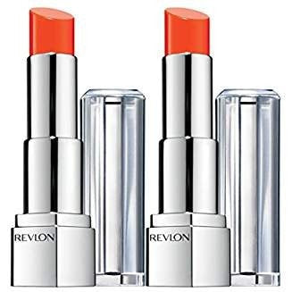 (2 Pack) Revlon Ultra HD Lipstick NEW, (880 Marigold)