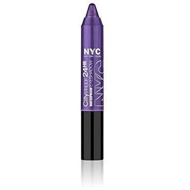 N.Y.C. New York Color City Proof 24 Hr Eye Shadow, Central Park Tulips, 0.07 ...