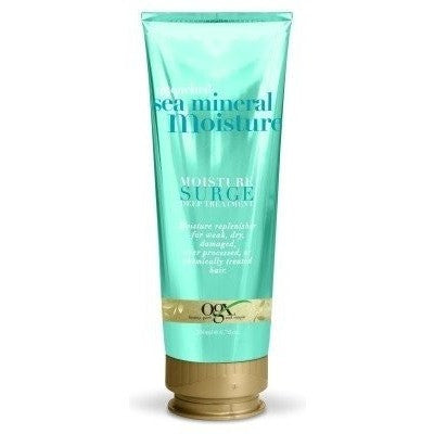 (OGX) Organix Sea Mineral Moisture Surge Treatment 6.7oz Tube (2 Pack)