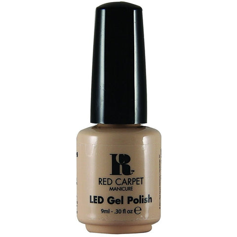 Red Carpet Manicure Gel Polish, Its Not A Taupe, 0.3 Fluid Ounce