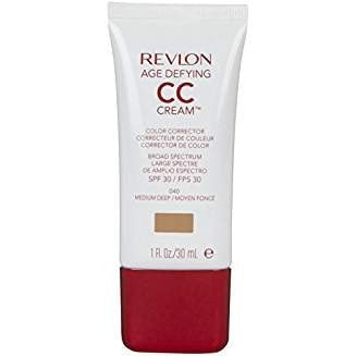 Revlon Age Defying Medium Deep CC Cream -- 2 per case.