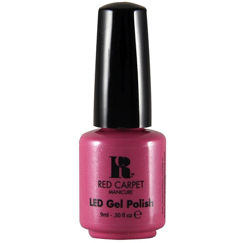 Red Carpet Manicure Gel Polish, Leading Lady, 0.3 Fluid Ounce