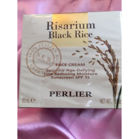 Perlier Risarium Black Rice Extreme age-Defying Face Cream 1.7 oz