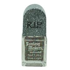Wet N Wild Fantasy Makers Nail Polish Glow In The Dark 0.33Oz