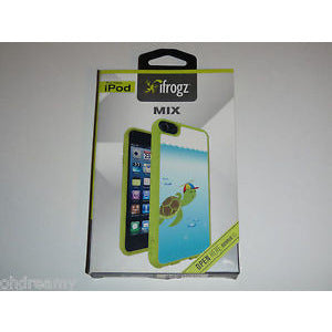 (Pack Of 2) Ifrogz Mix Case For 5Th Generation Apple Ipod Touch (Turtle Design)
