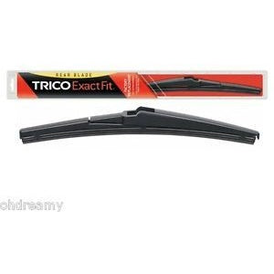 "Trico 12-A Exact Fit Rear Wiper Blade, 12"" (Pack of 1)"