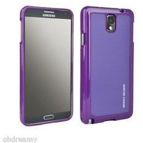 Body Glove Fusion Steel Case For Samsung Galaxy Note 3 Purple