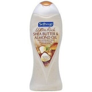 Softsoap Ultra Rich Shea Butter And Almond Oil Moisturizing Body Wash, 15 Fluid - Oh!Dreamy™ Online Store