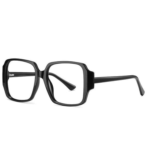shopsharpe.com Blue Light Glasses C1Black Sage Oversized Retro Anti-Blue Light Glasses