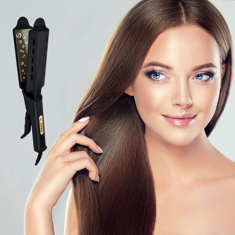 shopsharpe.com HairGlamm Instant Professional Hair Straightener