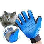 shopsharpe.com Soft Silicone Pet Grooming Glove