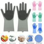 shopsharpe.com ZanyGlove Astonishing Kitchen Cleaning Gloves
