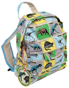 Prehistoric Dinosaur Mini Backpack