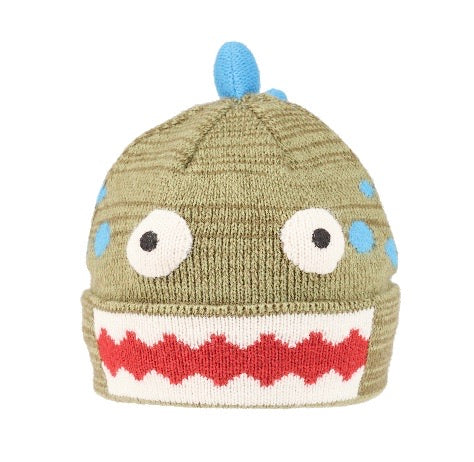Dino Winter Hat
