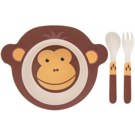 Monkey Bamboo Set