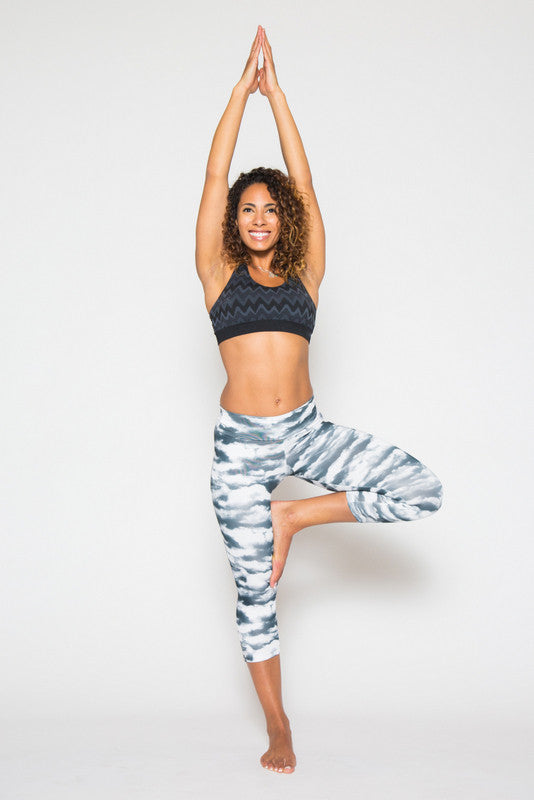 InYo cloud yoga crop leggings