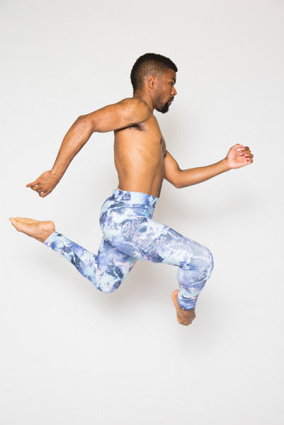 Men's Galaxy Leggings