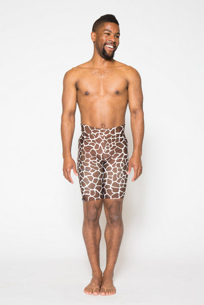 Men's Giraffeness Shorts - InYo ®  - 2