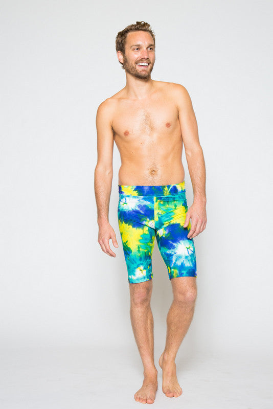 Men's Tie-Dye Shorts - InYo ®  - 2