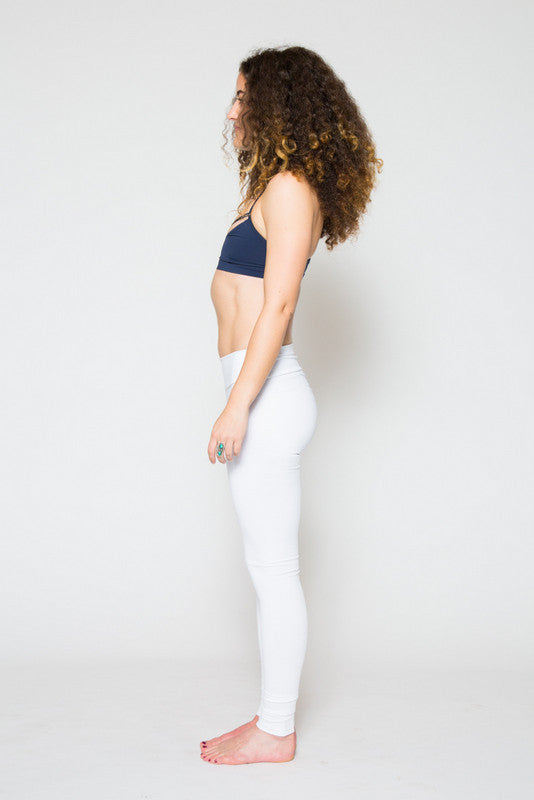 Fresh White Leggings - InYo ®  - 2